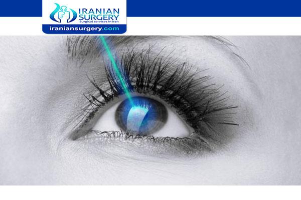 اضرار عملية الليزك للعيون