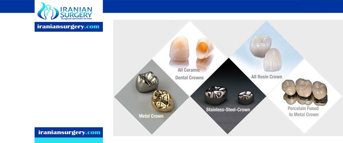 dental crown material