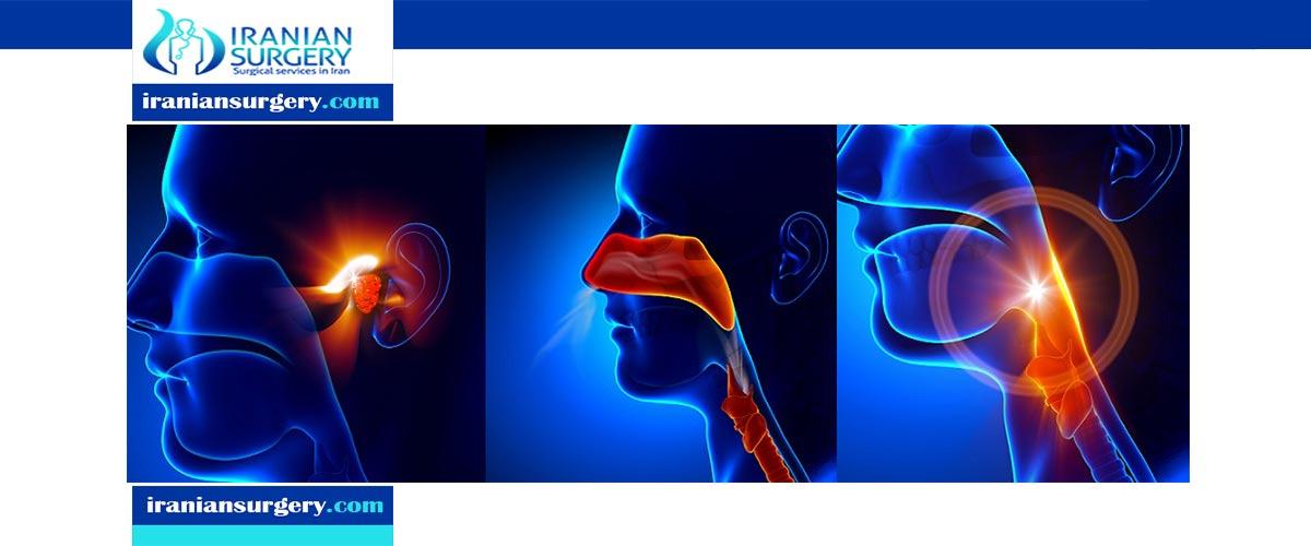 otorhinolaryngology iran