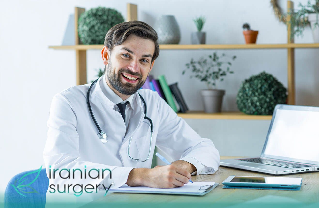 Iranian Surgeon