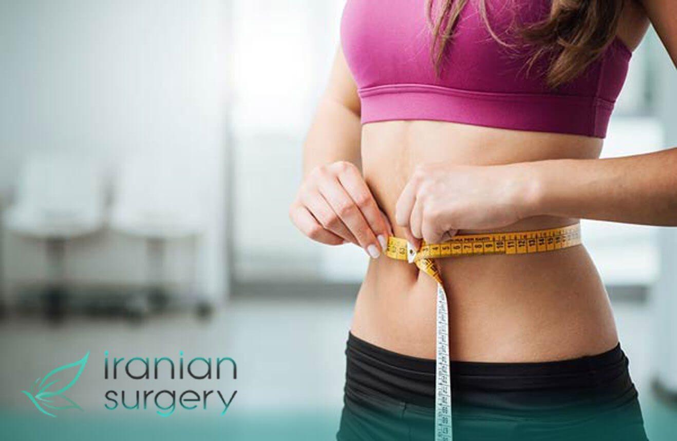 شفط الدهون في إیران