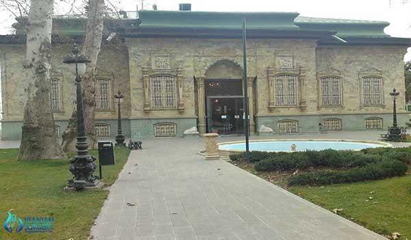 Sa'dabad Palace Complex