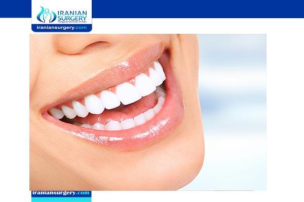 طب الأسنان التجميلي في ايران