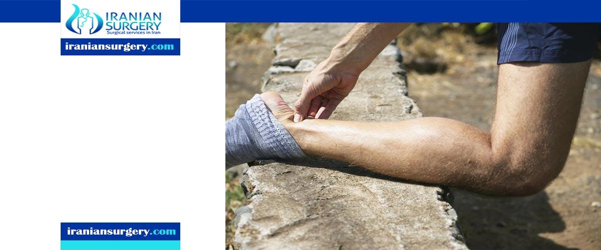 Achilles Tendon Repair Surgery Steps