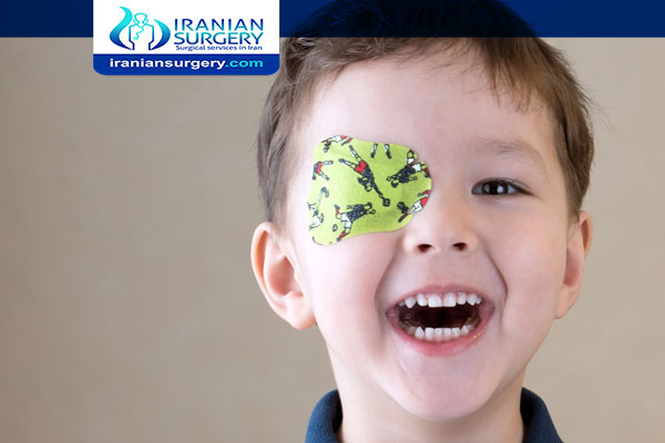 Amblyopia treatment in iran
