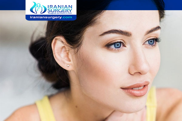 Brow lift in Iran