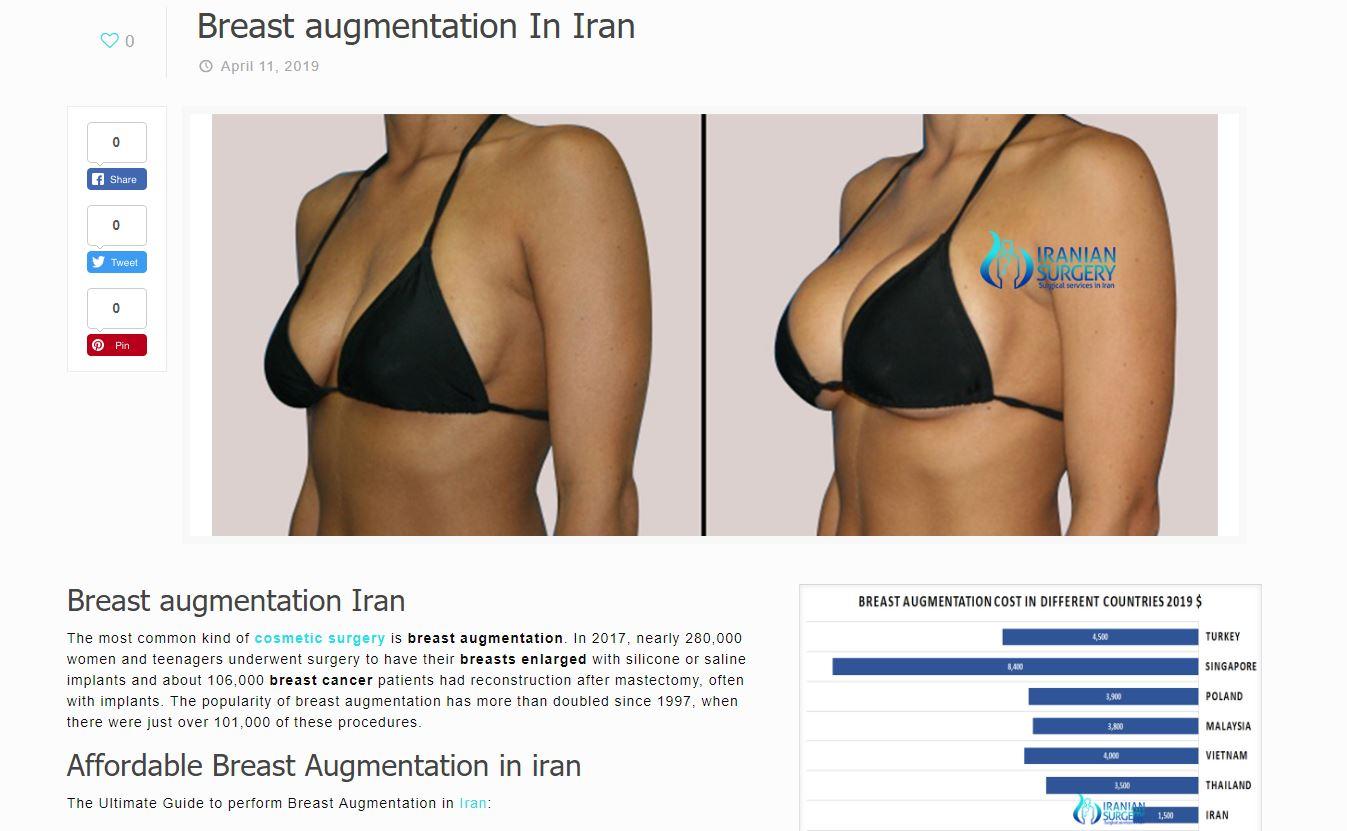 breast cancer in iran