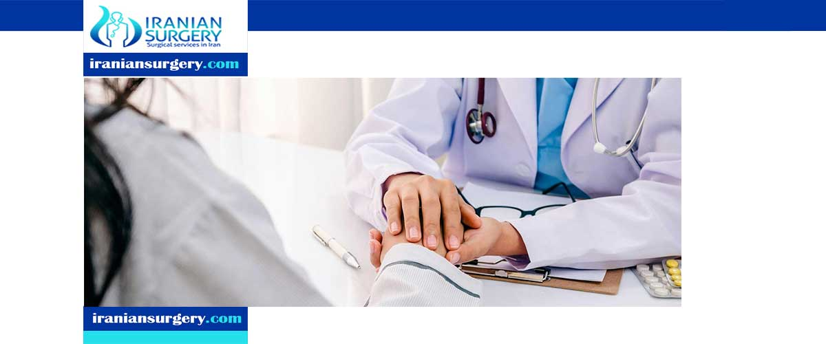 Cervical biopsy procedure in Iran