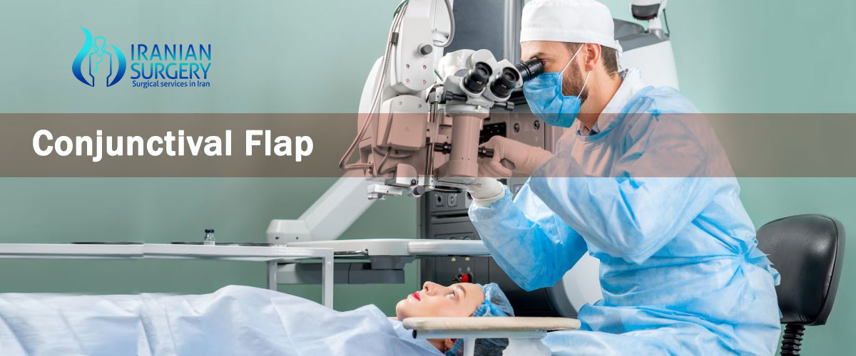 Conjunctival-Flap