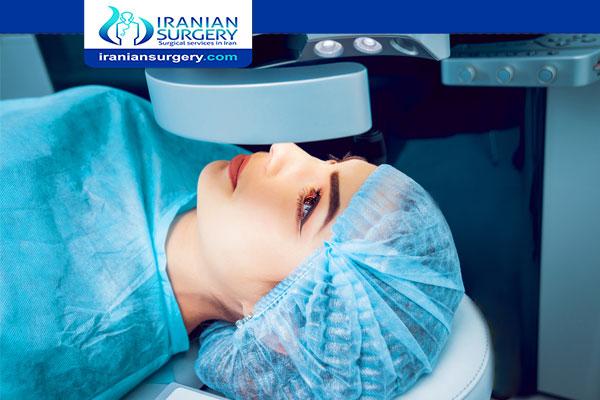 Epi-lasik eye surgery in Iran