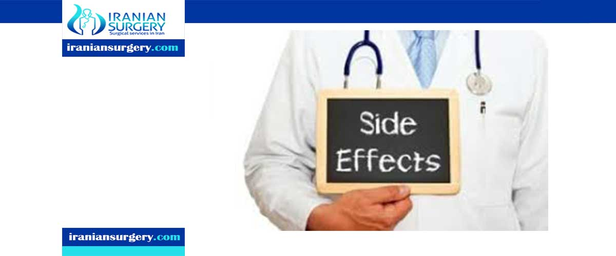 Gastric balloon side effects