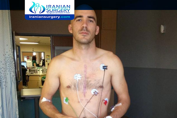 Heart valve replacement recovery