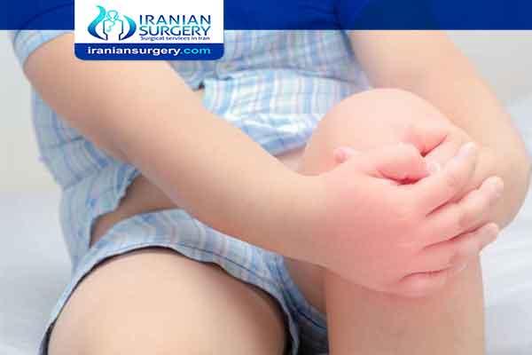 التهاب المفاصل عند الاطفال