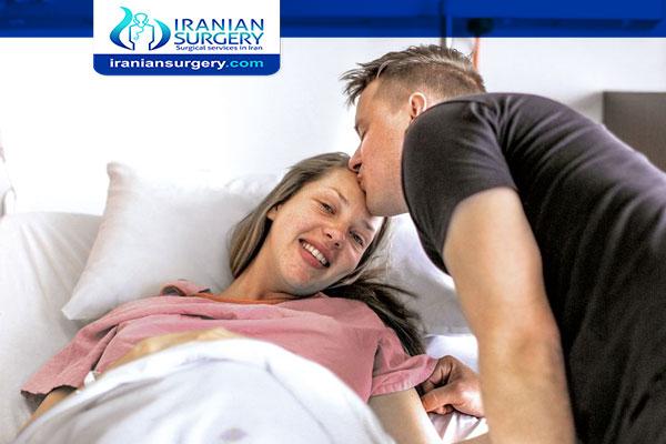 Laparotomy recovery while pregnant