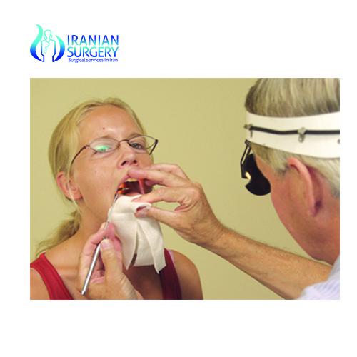 Laryngoscopy surgery in Iran