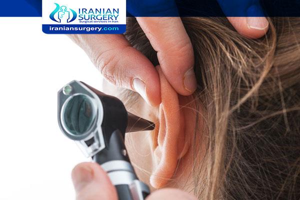 علاج ثقب طبلة الاذن بالليزر