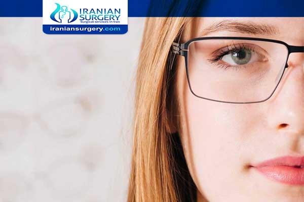Lens implant in Iran