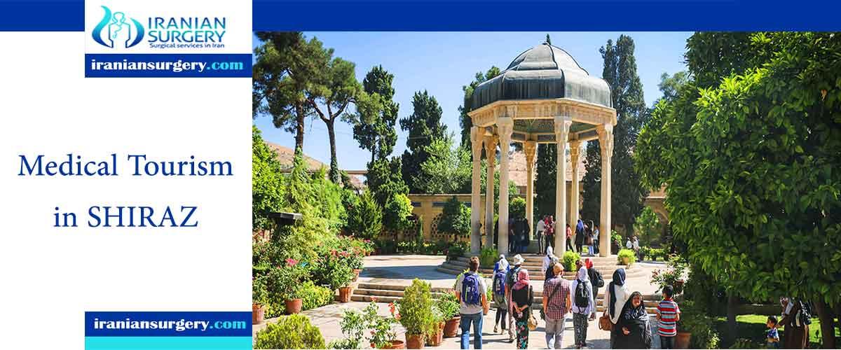 medical tourism in shiraz