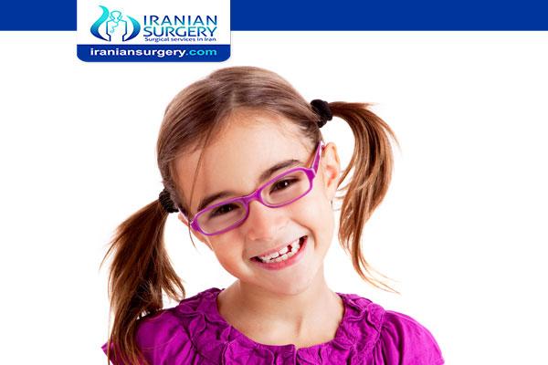 Nystagmus treatment in iran