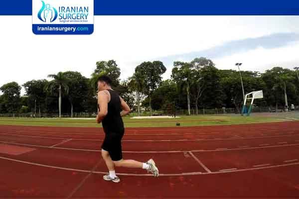 Running after Limb Lengthening