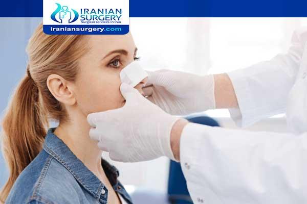 Teeth hurt after rhinoplasty