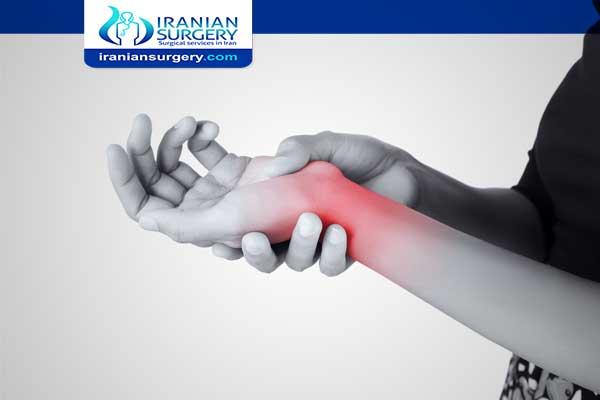 علاج رسغ مكسور في ایران