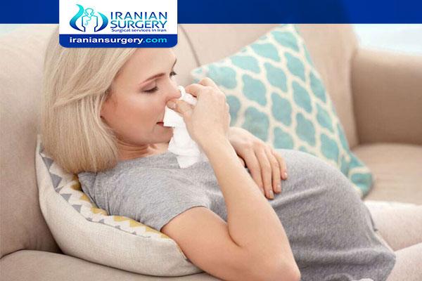 علاج الكحة للحامل في الشهر السادس