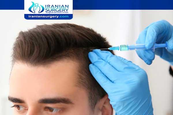 علاج لتساقط الشعر للرجال