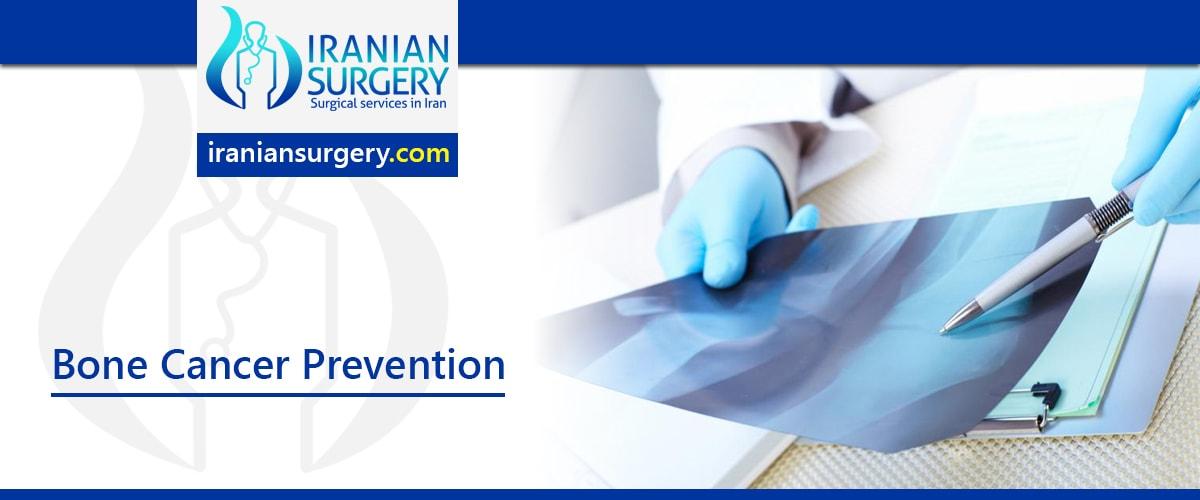 bone cancer prevention