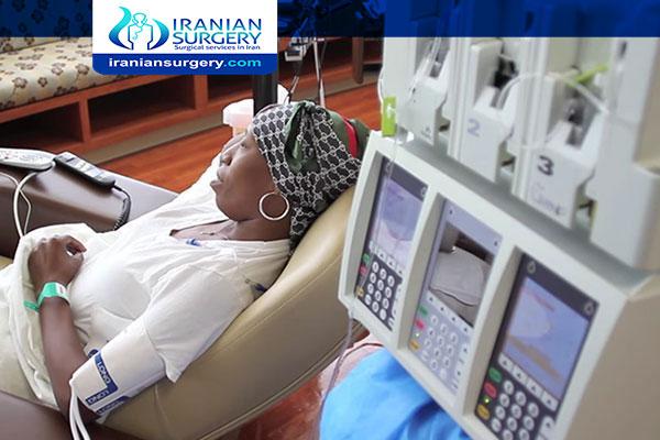 هل العلاج الكيماوي يشفي السرطان هل العلاج الكيماوي يشفي السرطان الخبیث ایران سرجري