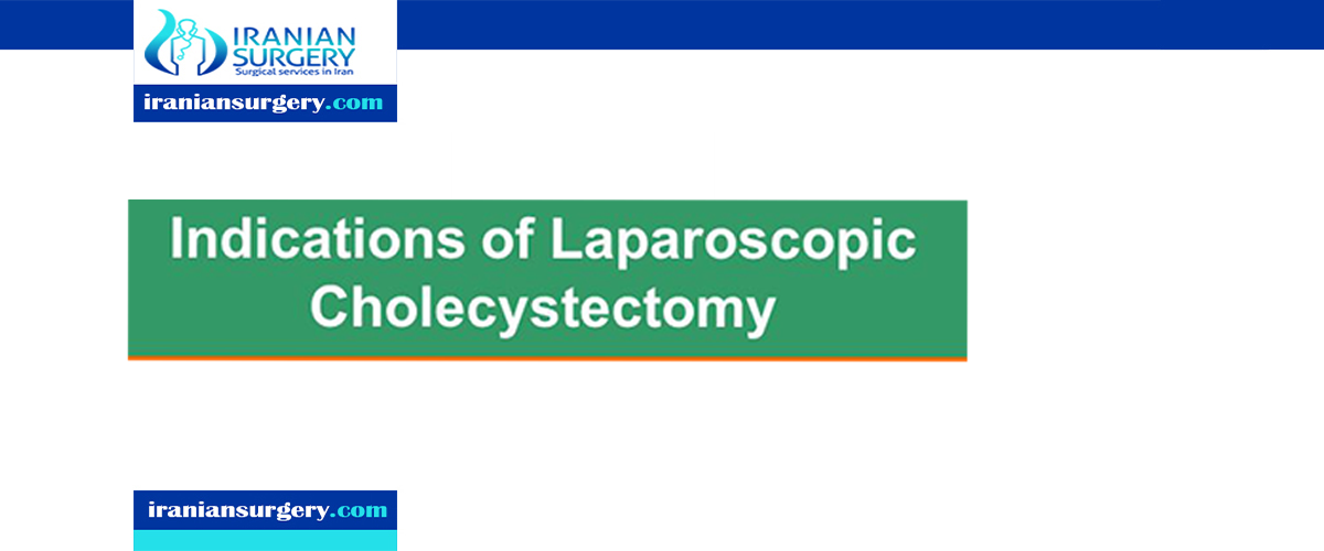 cholecystectomy indications