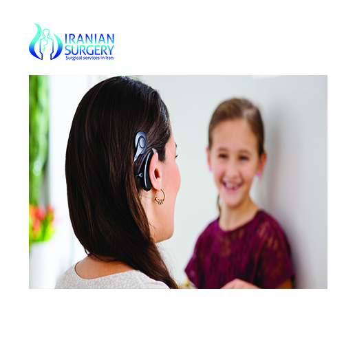 cochlear implant in iran
