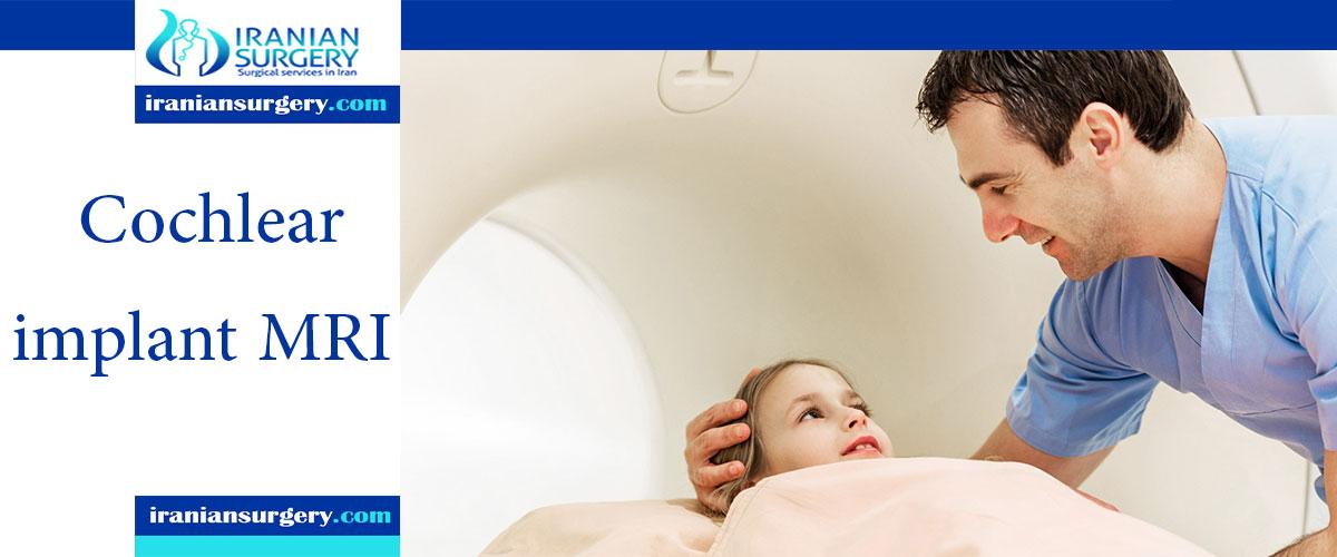 cochlear implant MRI