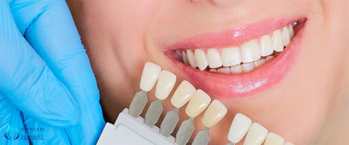 dental crown in iran