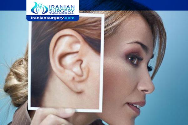 ear pinning in Iran