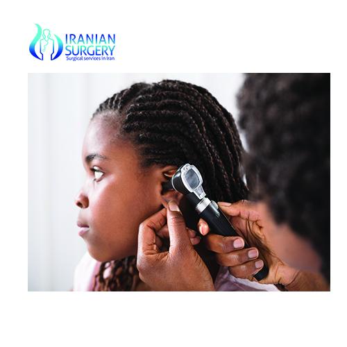 ear tube surgery(Tympanostomy) iran