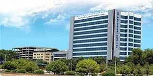 Shiraz central hospital