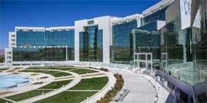 Abu Ali Sina Hospital in Shiraz