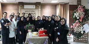 مستشفي بنت الهدی مشهد