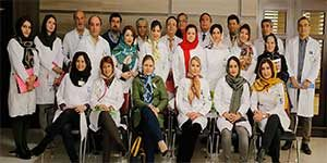 مستشفي تریتا طهران