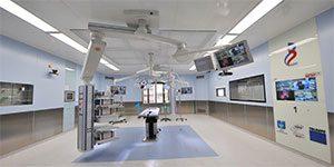 Razavi Hospital in Mashhad