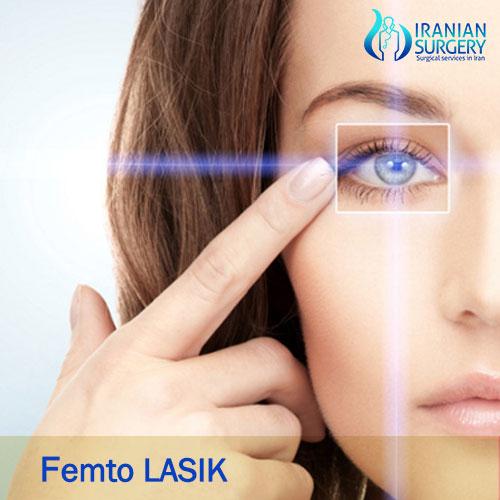 femto-LASIK iran