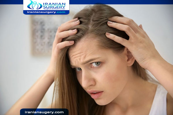 اسرع طریقة لوقف تساقط الشعر