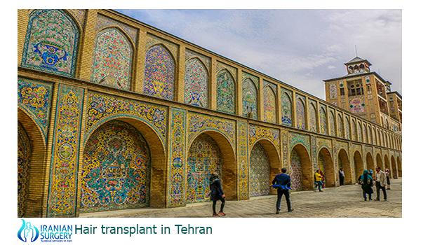tehran hair center