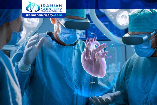 جراحة القلب و الصدر في ایران