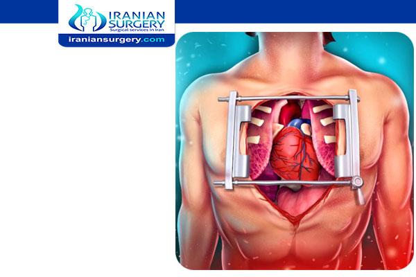 عملية القلب في ايران