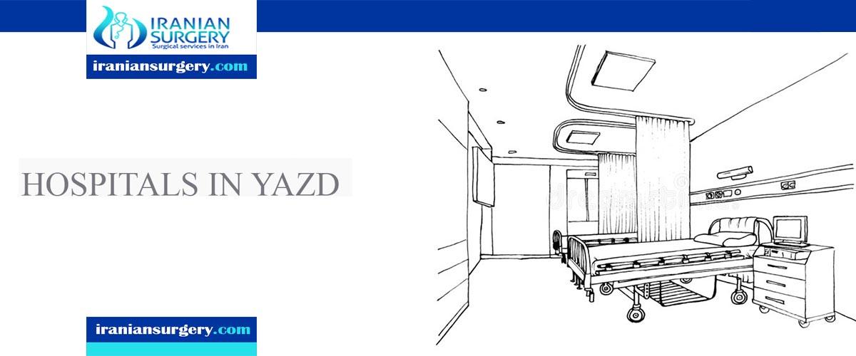 hospital in yazd