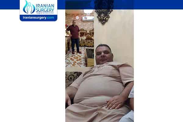 عمليةبالون المعدة في ایران
