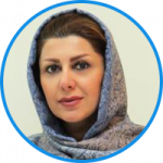 Dr. Maryam Khosro Mehr is present in the obstetrics and gynecology department of Pars,