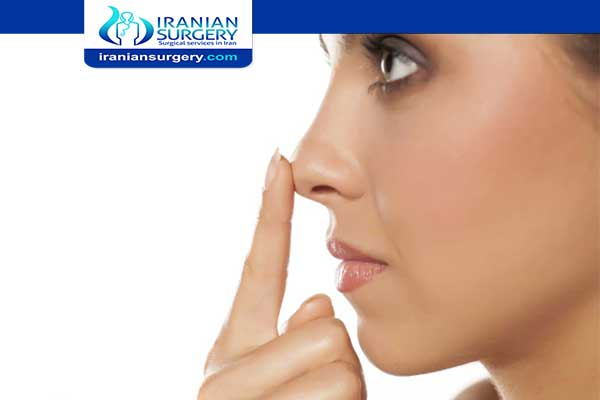 When can i touch my nose after rhinoplasty?